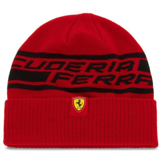Sapka PUMA - SF Fanwear Beanie 021775 01 Rosso Corsa - Férfi ... a7ad006775