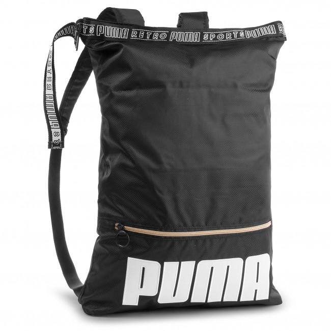 Hátizsák PUMA - Prime Street 2-Way Backpack 075410 01 Puma Black ... 93a5c5645a