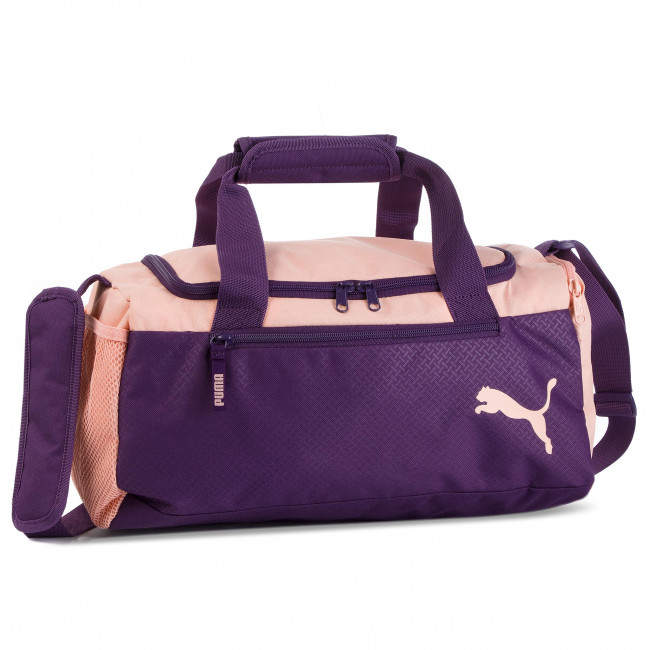 Táska PUMA - Fundamentals Sports Bag Xs 075526 07 Indigo Peach Bud ... df20a05153336