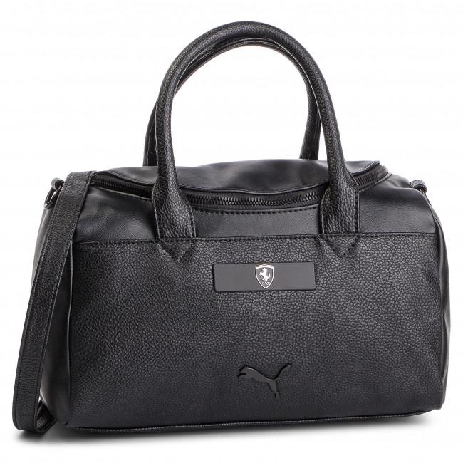 Táska PUMA - Sf Ls Handbag 075862 Puma Black 01 - Klasszikus ... 996aef404f