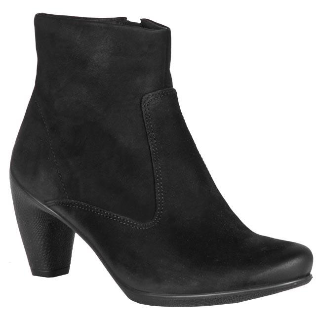 Magasított cipő ECCO - 23356302001 Fekete - Magasított cipők ... 663c5f810c
