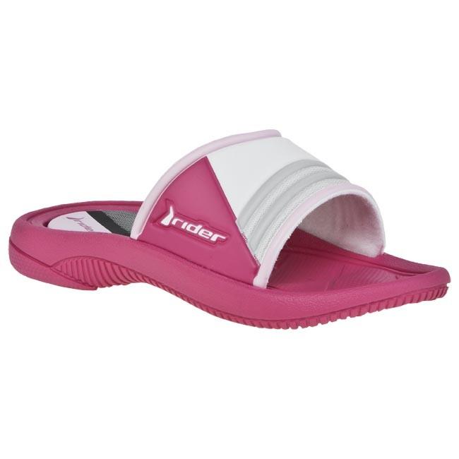 Papucs RIDER - Drive Kids 80944 Pink White 20700 - Papucsok ... 0079808e49