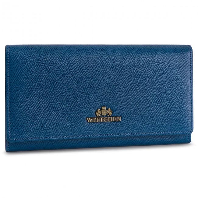 Nagy női pénztárca WITTCHEN - 13-1-048-RN Kék - Női pénztárcák ... a1cf21c20f