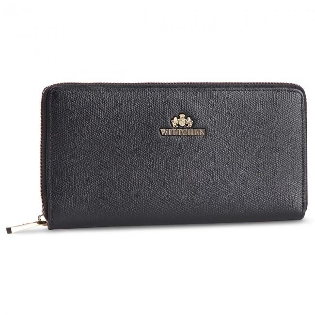 Nagy női pénztárca WITTCHEN - 13-1-049-R1 Black - Női pénztárcák ... f0a7fdf704