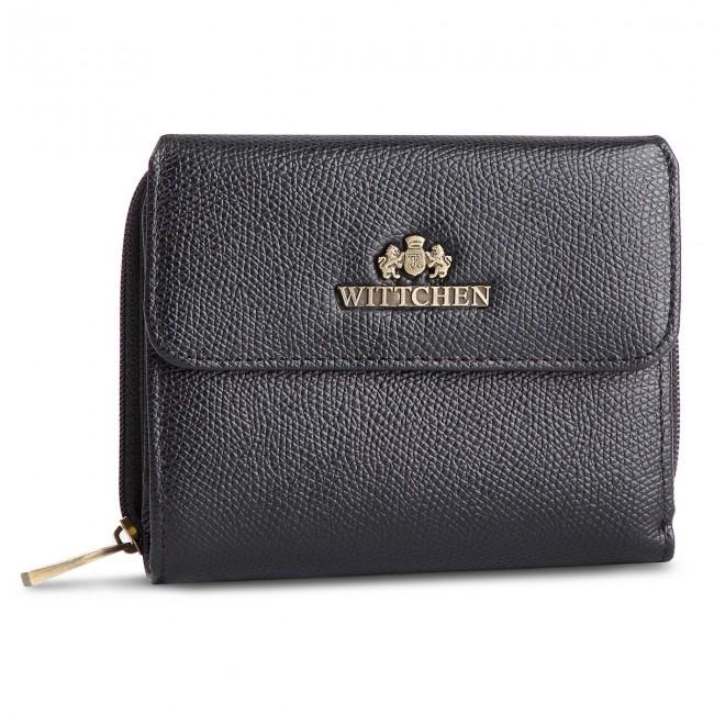 Kis női pénztárca WITTCHEN - 13-1-051-R1 Fekete - Női pénztárcák ... 7490bb0bf3