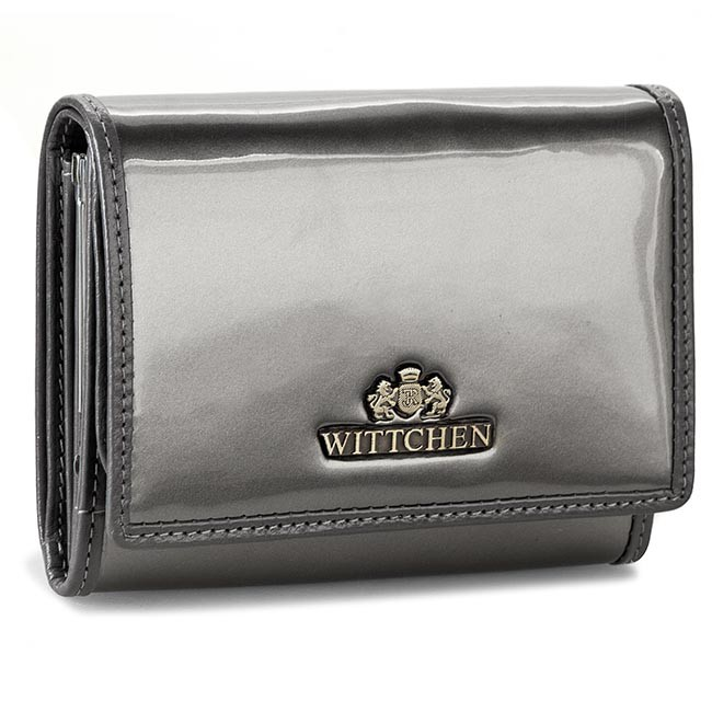 Kis női pénztárca WITTCHEN - 25-1-070-S Gray - Női pénztárcák ... 058998976d