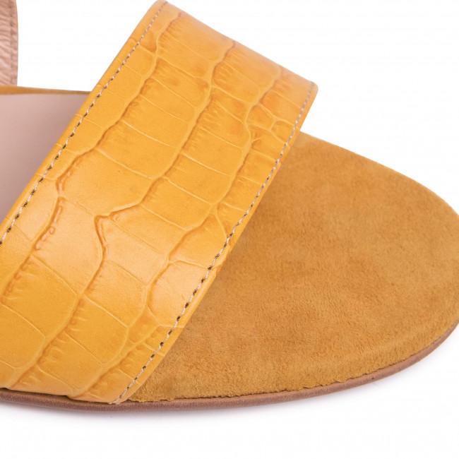 Szandál GINO ROSSI - A45160 Yellow - Hétköznapi szandálok - Szandálok - Papucsok és szandálok - Női VeQ33
