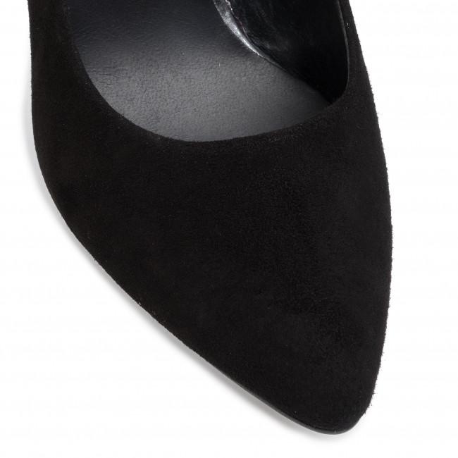 Tűsarkú LASOCKI - 4068-04 Black - Tűsarkú cipő - Félcipő - Női 6gQR6