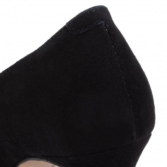 Tűsarkú LASOCKI - 6011-03 Black - Tűsarkú cipő - Félcipő - Női 8czZl