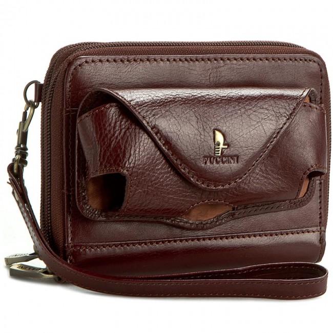Nagy férfi pénztárca PUCCINI - P-1502 2 Brown - Férfi pénztárcák ... 4035dd5a4e