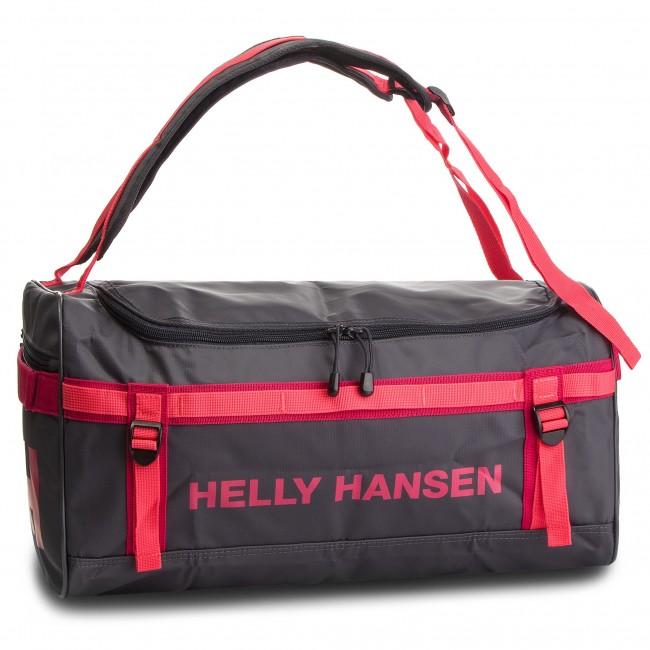 Táska HELLY HANSEN - HH Classic Duffel Bag Xs 67166-980 Ebony ... 83b3c1654e