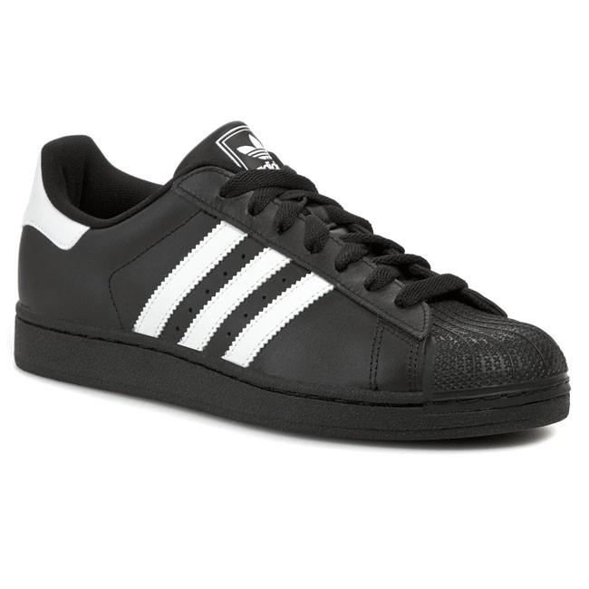 Ii White Superstar Adidas G17067 Black Hétköznapi Cipők OPk08nw