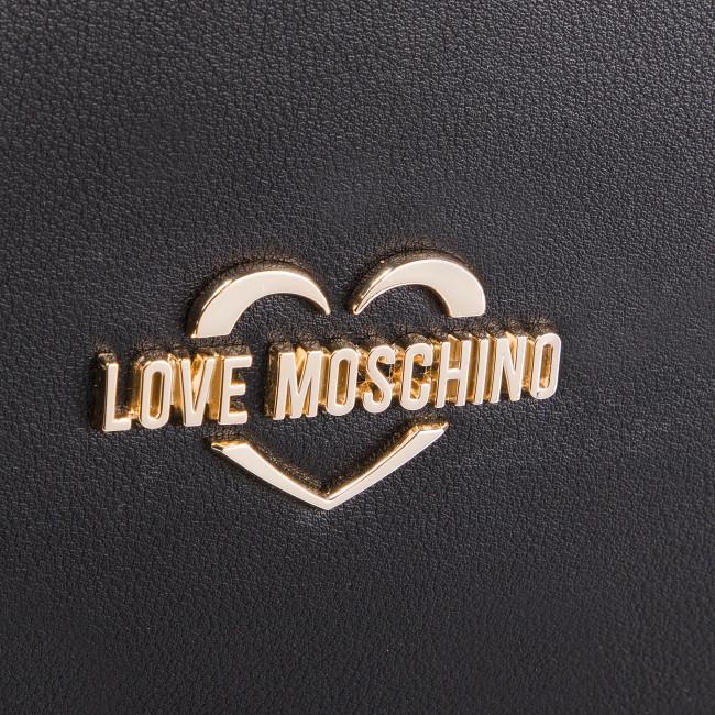 Táska LOVE MOSCHINO - JC4276PP07KL0000 Nero - Hátizsákok - Táskák ... 7d779c780c