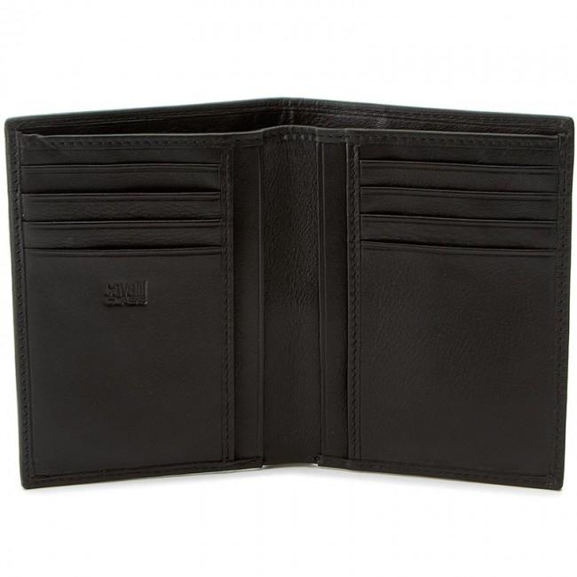 Nagy férfi pénztárca CAVALLI CLASS - C71PMCLY7043999 Black 999 ... 8930332753