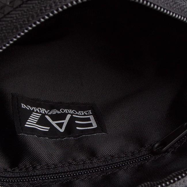 Válltáska EA7 EMPORIO ARMANI - 275658 CC731 00020 Black - Férfi - Táskák az  ifjúság számára - Bőrdíszműáruk - Kiegészítők - www.ecipo.hu 9ccd08055c