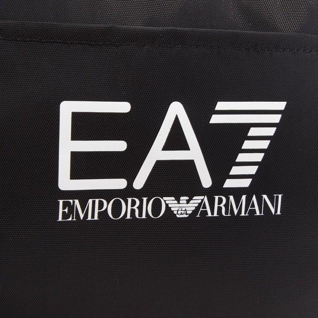 Táska EA7 EMPORIO ARMANI - 275668 CC733 00020 Black - Sporttáskák és ... 9b56144ffb