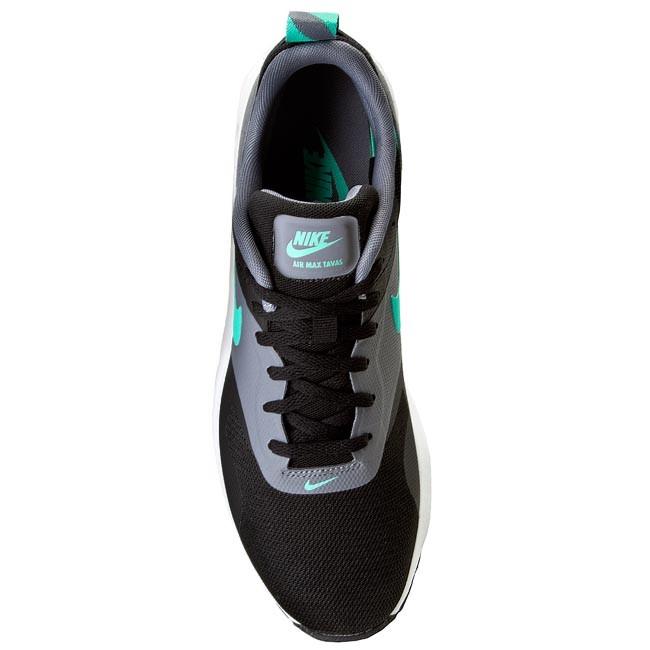 Cipők NIKE Air Max Tavas Essential 725073 BlackMenta CoolGrey Cl Grey
