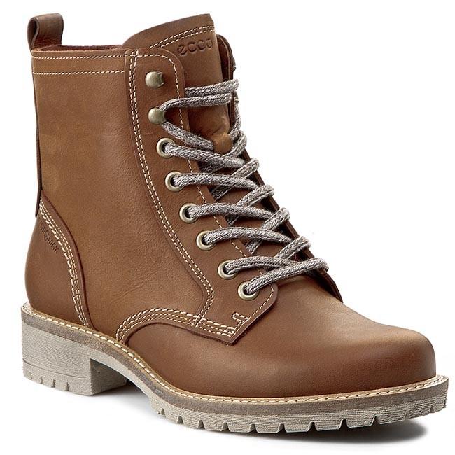 Magasított cipő ECCO - Elaine 24463302112 Amber - Magasított cipők ... fe6b069e3c