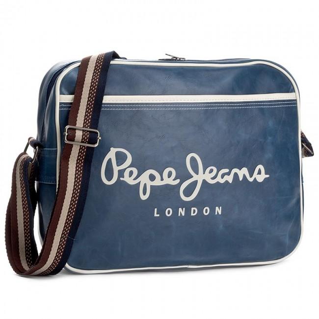 5c1b636b1e05 Táska PEPE JEANS - Bans Bag PM030442 Blue 551 - Férfi - Táskák az ...