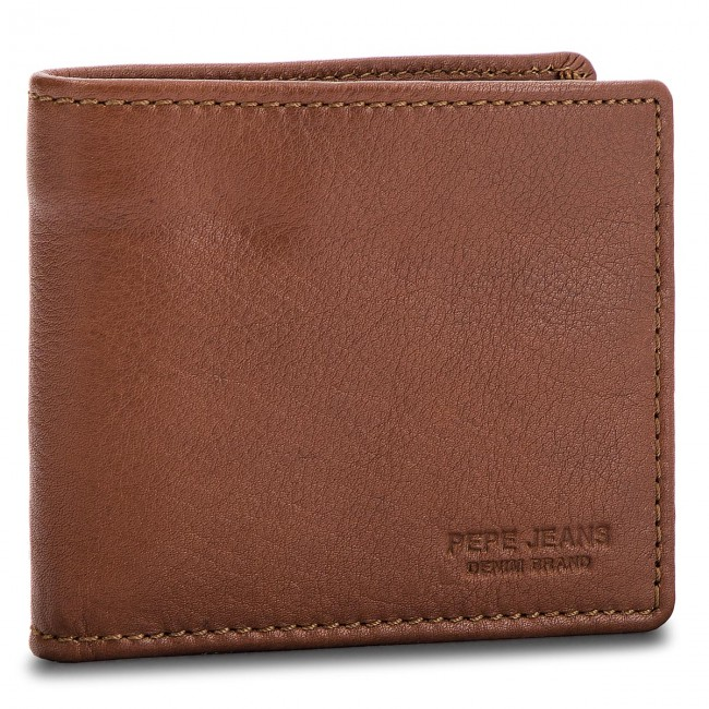 Nagy női pénztárca PEPE JEANS - Beal Wallet PM070293 Brown 878 ... c566faebbc