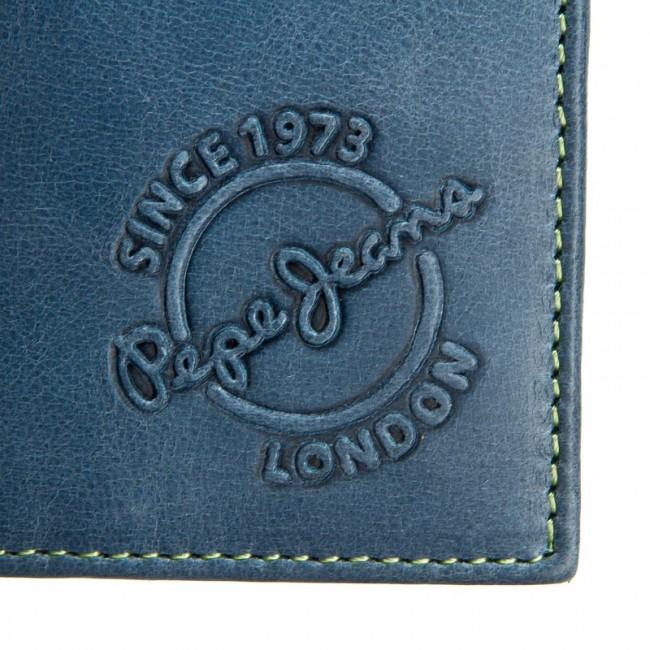Kis férfi pénztárca PEPE JEANS - Relief 7311153 Blue - Férfi ... 87fabddd9d