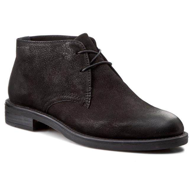 Magasított cipő VAGABOND - Amina 4003-750-20 Black - Magasított ... 85a8a03375
