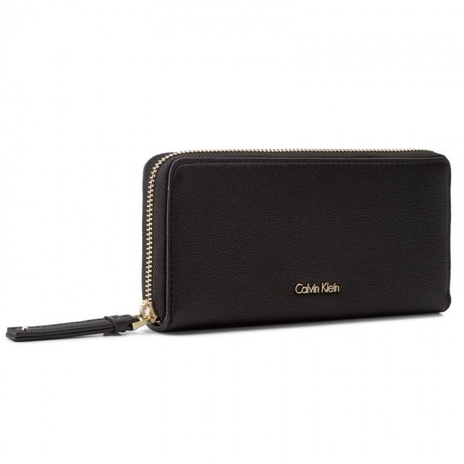 Nagy női pénztárca CALVIN KLEIN BLACK LABEL - Milli3 Large Ziparou  K60K603405 001 - Női pénztárcák - Pénztárcák - Bőrdíszműáruk - Kiegészítők  - www.ecipo.hu 327521e270