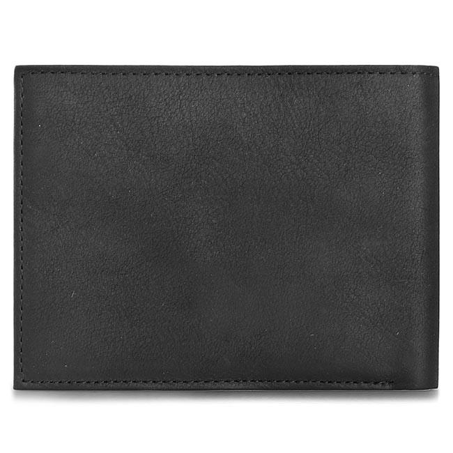 Nagy férfi pénztárca TOMMY HILFIGER - Johnson Cc And Coin Pocket  AM0AM82565 AM0AM00659 Black 002 aa012be66d