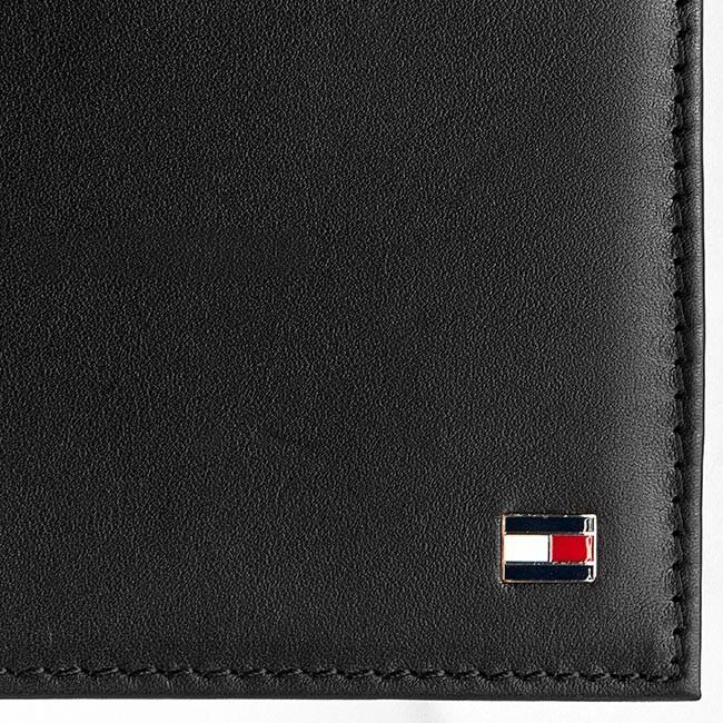 Kis férfi pénztárca TOMMY HILFIGER - Eton Mini Cc Wallet AM0AM00655 83365  Black 002 e17ddb9192