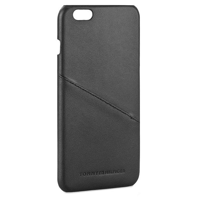 Telefontok TOMMY HILFIGER - Th CC And Phone Case Plus L AM0AM01132 Black 001 6608439458