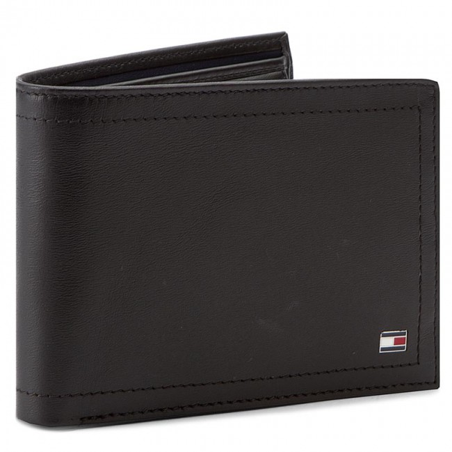 Nagy férfi pénztárca TOMMY HILFIGER - Harry CC Flap And Coin Pocket  AM0AM01259 002 956c9f90a6