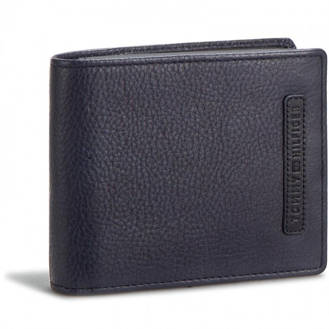 Nagy férfi pénztárca TOMMY HILFIGER - Casual Cc Flap And Coin Pocket  AM0AM01273 Midnight 001 a0c98dd7a9