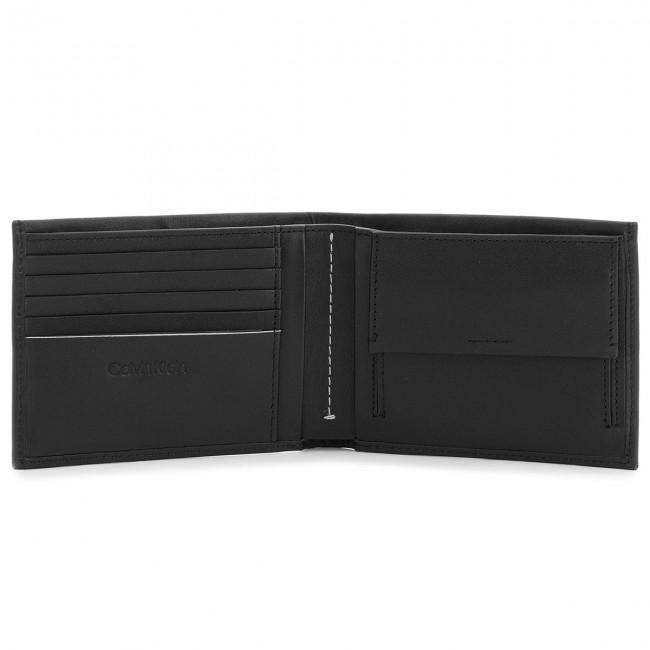 ac49f3eedb Nagy férfi pénztárca CALVIN KLEIN BLACK LABEL - Essential 5CC Coin  K50K503831 001 - Férfi pénztárcák - Pénztárcák - Bőrdíszműáruk -  Kiegészítők - www.ecipo. ...
