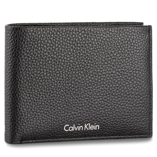 5770068d65 Nagy férfi pénztárca CALVIN KLEIN - Pebble Leather 5Cc + C K50K503606 001