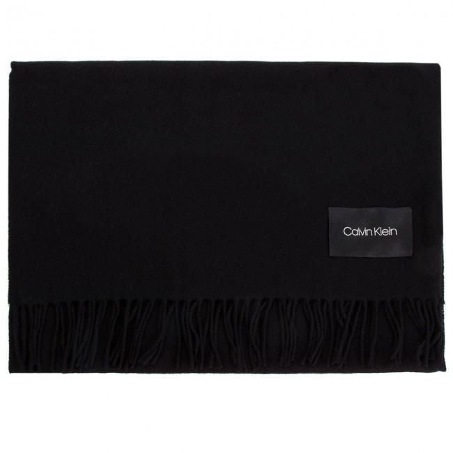 Sál CALVIN KLEIN - Classic Wool Scarf W K60K604720 001 - Sálak ... 46f18cea83