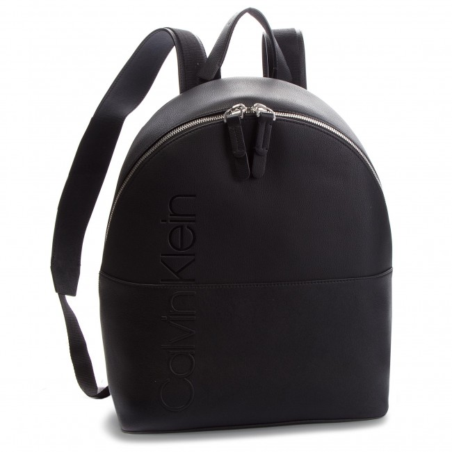 Hátizsák CALVIN KLEIN - Dual Backpack K60K604477 001 - Hátizsákok ... ce6402ad26