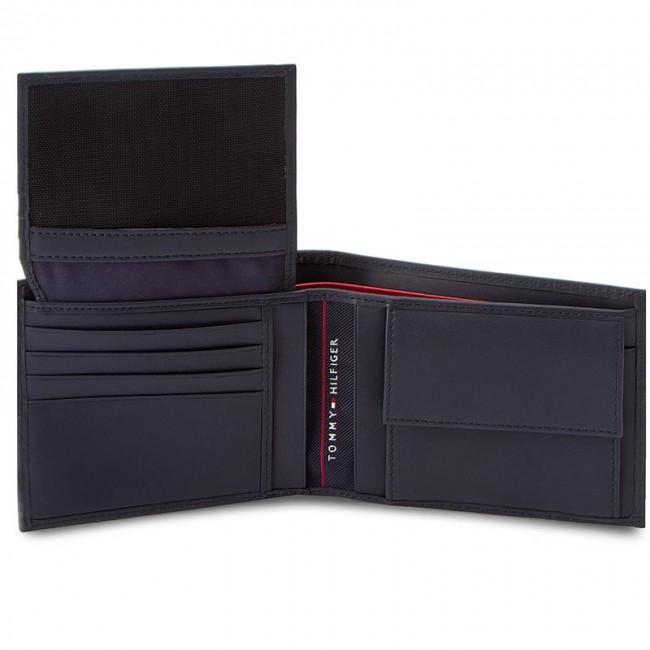Nagy férfi pénztárca TOMMY HILFIGER - Harry CC Flap And Coin Pocket  AM0AM01259 413 - Férfi pénztárcák - Pénztárcák - Bőrdíszműáruk -  Kiegészítők ... 9cc69a0615