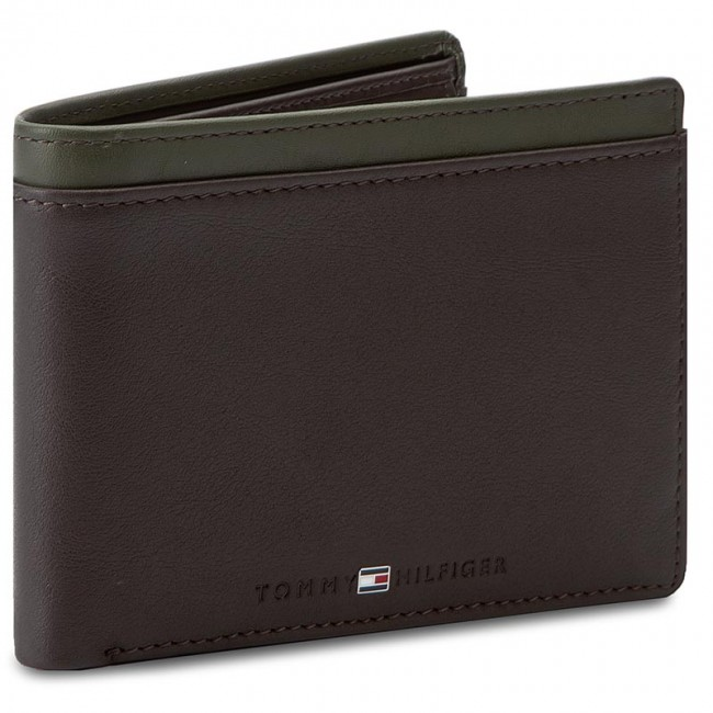 Nagy férfi pénztárca TOMMY HILFIGER - Color Block CC Flap And Coin ... 20a5b34371