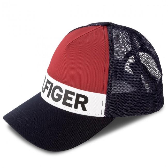 Férfi sapka TOMMY HILFIGER - DENIM Hilfiger Logo Trucker Cap ... bdce4b9cf0