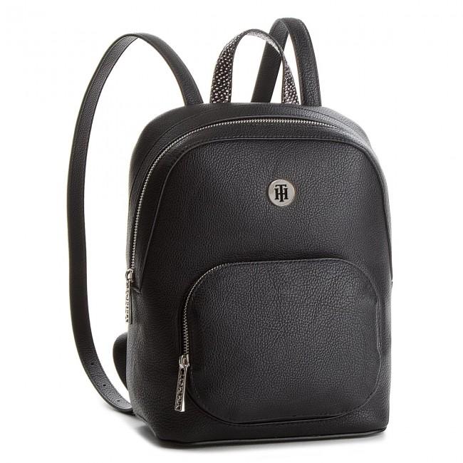 Hátizsák TOMMY HILFIGER - Th Core Backpack AW0AW05447 002 ... 7f2b60ff2b