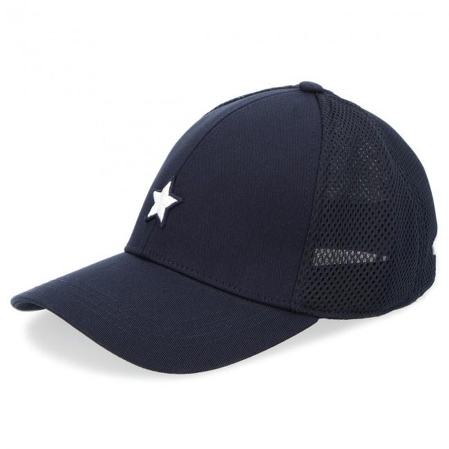 Baseball sapka TOMMY HILFIGER - Tommy Star Cap AW0AW05485 413 - Női ... 30db611d59