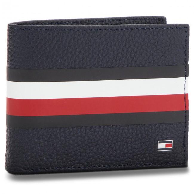 843ab8e74d pénztárca pénztárca pénztárca Mini Stripe TOMMY férfi Block Nagy Nagy Nagy  Cc HILFIGER Y15RXq1Ww