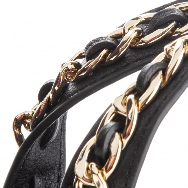 Táska TOMMY HILFIGER - Tommy Chain Small To AW0AW05818 002 ... 290468cf3b