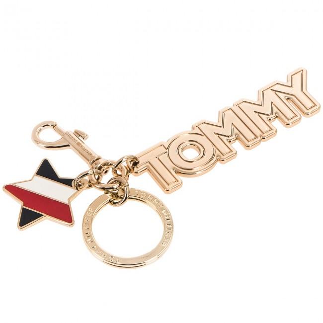 459d514ced Kulcstartó TOMMY HILFIGER - Keyfob Tommy Logo AW0AW05864 901 ...