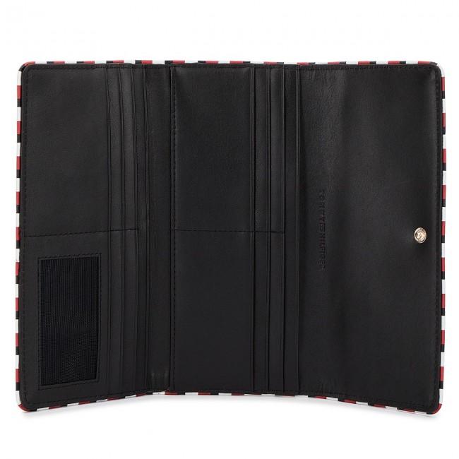 Nagy női pénztárca TOMMY HILFIGER - Classic Th Leather L AW0AW05753 ... 5b4ce362d0