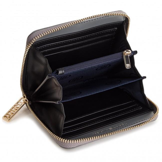 Nagy női pénztárca TOMMY HILFIGER - Th Core Compact Za Wallet AW0AW06135 055 849fac0c00