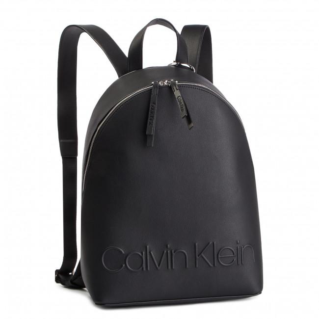 b491b7679d Hátizsák CALVIN KLEIN - Edged Backpack K60K605274 001 - Hátizsákok ...