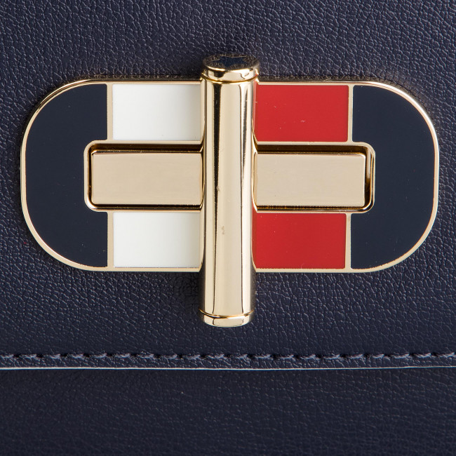 Táska TOMMY HILFIGER - Turnlock Crossover AW0AW06400 413 ... 83a2f1a63d