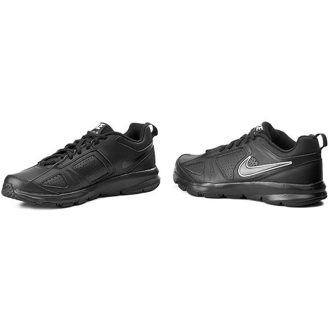 3d311b58922b Cipők NIKE - T-Lite XI 616544 007 Black/Black Metallic Silver ...