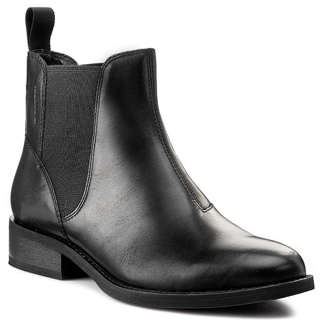38063ae5166 Bokacsizma VAGABOND - Cary 4020-401-20 Black - Magasított cipők ...
